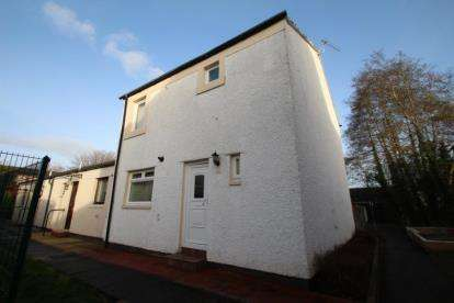 3 Bedrooms End Of Terrace House for sale in Bonnyton Foot, Girdle Toll, Irvine, North Ayrshire