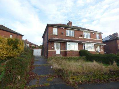 3 Bedrooms Semi Detached House for sale in Doncaster Road, Crofton, Wakefield, West Yorkshire