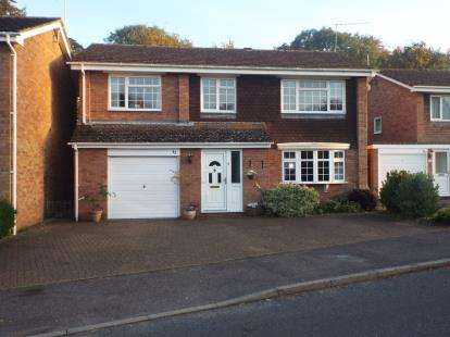4 Bedrooms Detached House for sale in Newmarket, Suffolk