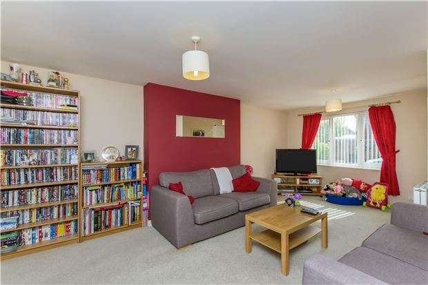2 Bedrooms Semi Detached House for sale in Charney Avenue, ABINGDON, Oxfordshire, OX14 2NZ