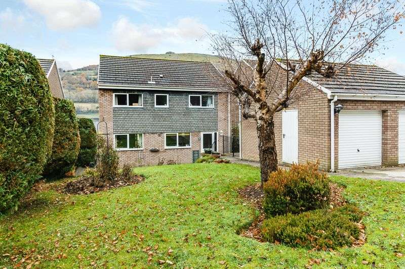 4 Bedrooms Detached House for sale in Gilwern, Abergavenny