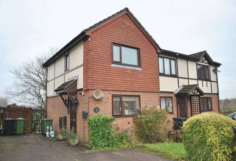 1 Bedroom Semi Detached House for sale in COLEFORD, GLOUCESTERSHIRE