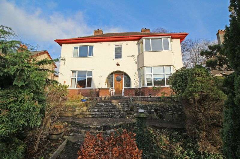 4 Bedrooms Detached House for sale in Dinbren Road, Llangollen