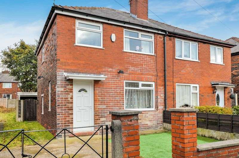 3 Bedrooms Semi Detached House for sale in Patterdale Drive, Bury