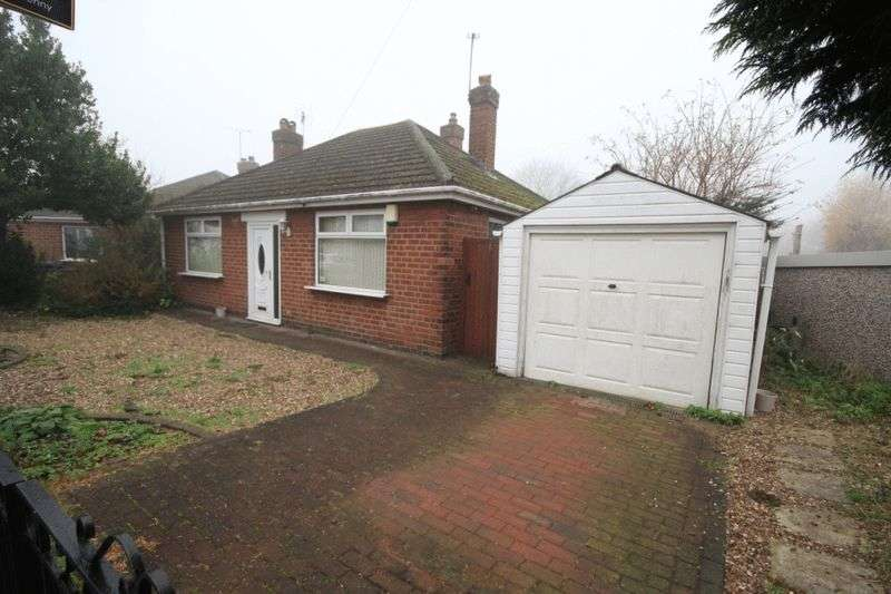 1 Bedroom Detached Bungalow for sale in RAVENSCROFT DRIVE, CHADDESDEN