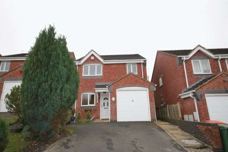 3 Bedrooms Detached House for sale in Grange Farm Rise, Telford
