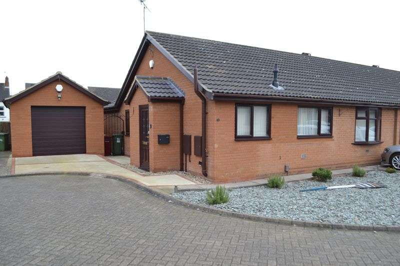 3 Bedrooms Bungalow for sale in Leopold Close, Scunthorpe