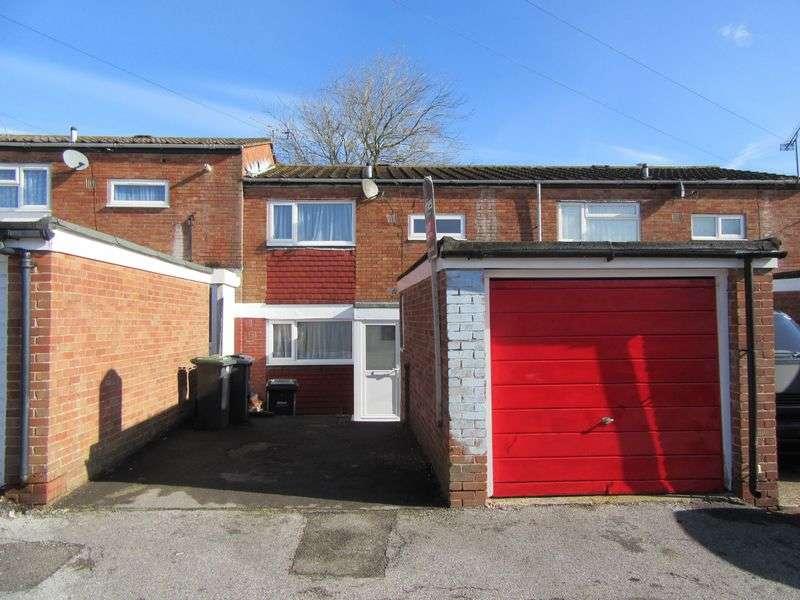 3 Bedrooms Terraced House for sale in Tidcombe Green, Warren Park, Havant