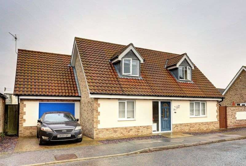 2 Bedrooms Detached House for sale in Fleet Close, Littleport