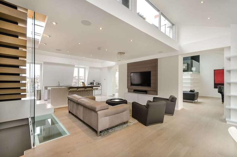 2 Bedrooms Flat for sale in Cornwall Gardens, South Kensington, SW7