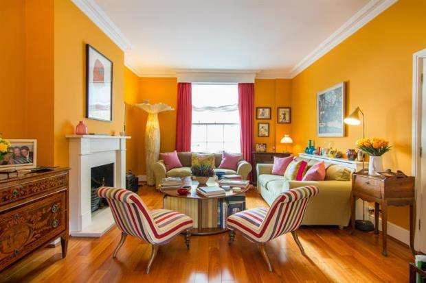 4 Bedrooms Apartment Flat for sale in Talbot Road, London, W2