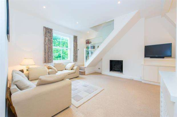 2 Bedrooms Apartment Flat for sale in Bassett Road, London, W10