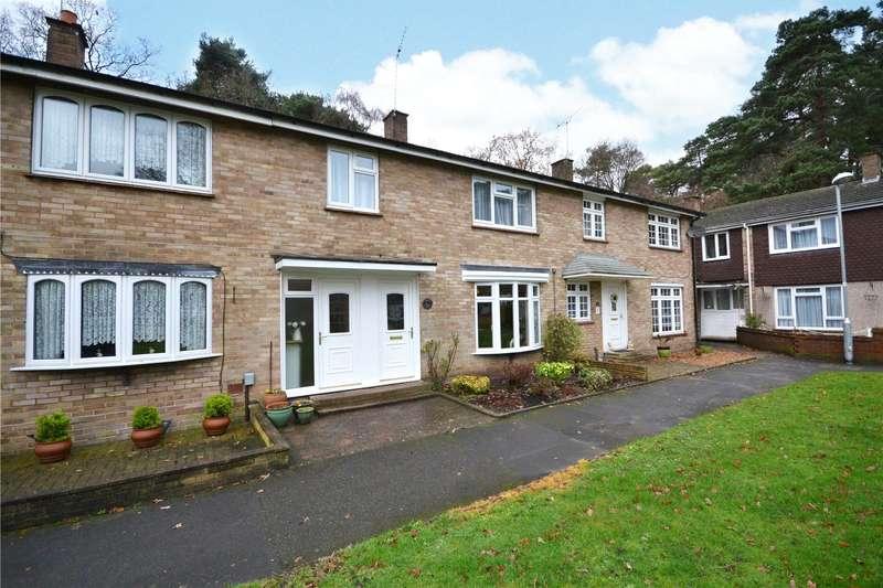 3 Bedrooms Terraced House for sale in Glenwood, Bracknell, Berkshire, RG12
