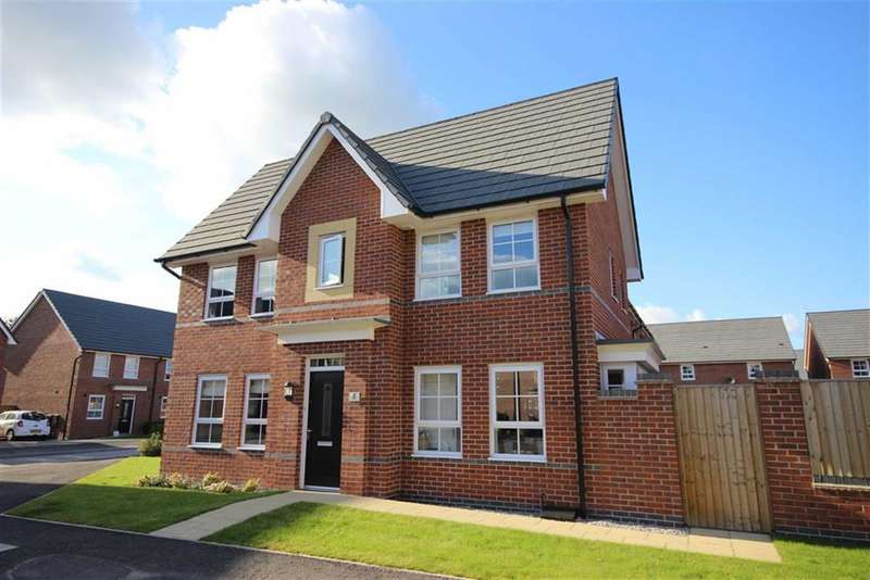 3 Bedrooms Detached House for sale in Cherish Road, Northwich, Cheshire
