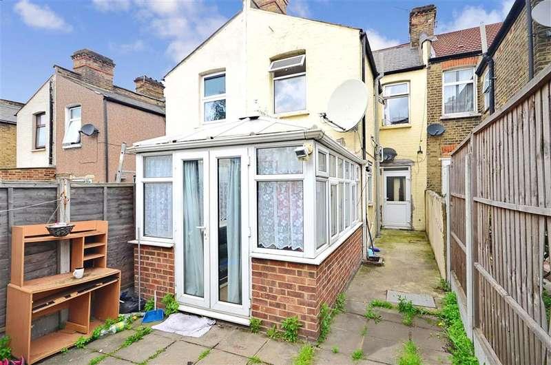 3 Bedrooms Semi Detached House for sale in Coleridge Road, Walthamstow
