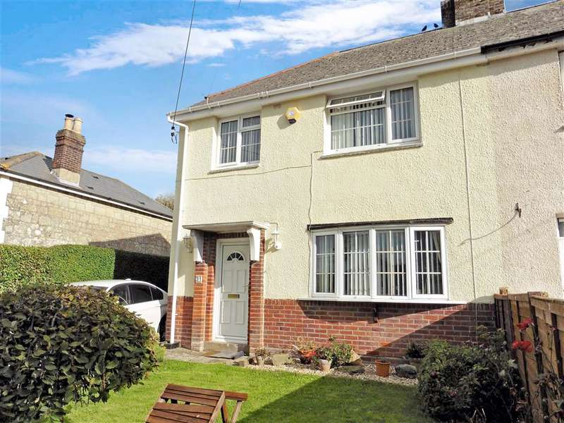 3 Bedrooms Semi Detached House for sale in Mountfield Road, Wroxall, Ventnor, Isle of Wight