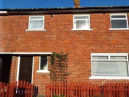 3 Bedrooms Terraced House for sale in Hoyle Avenue, Lytham St. Annes, Lancashire, FY8