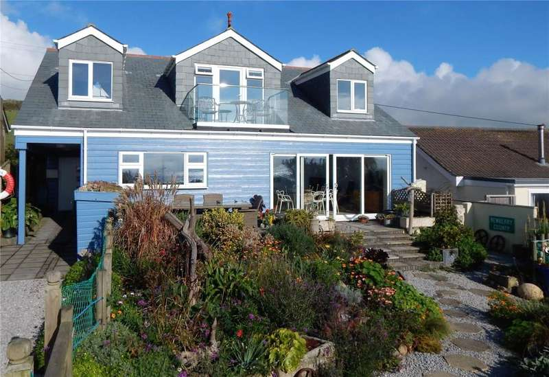 5 Bedrooms Detached House for sale in Sydney Cove, Praa Sands, Cornwall