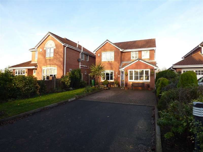 4 Bedrooms Property for sale in Whiteley Drive, Middleton, Manchester, M24