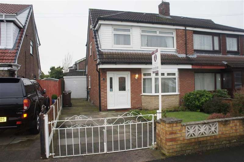 3 Bedrooms Property for sale in Trent Avenue, Maghull
