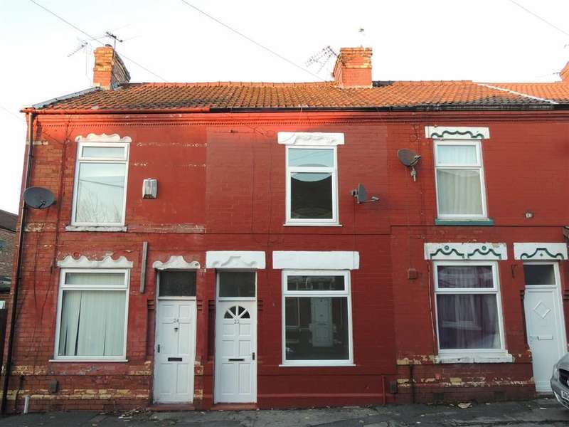 2 Bedrooms Property for sale in Grasmere Street, Longsight, Manchester