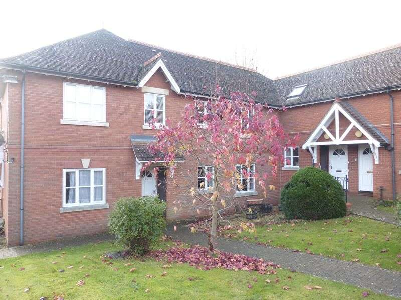 2 Bedrooms Retirement Property for sale in Coverdale Court, Yeovil