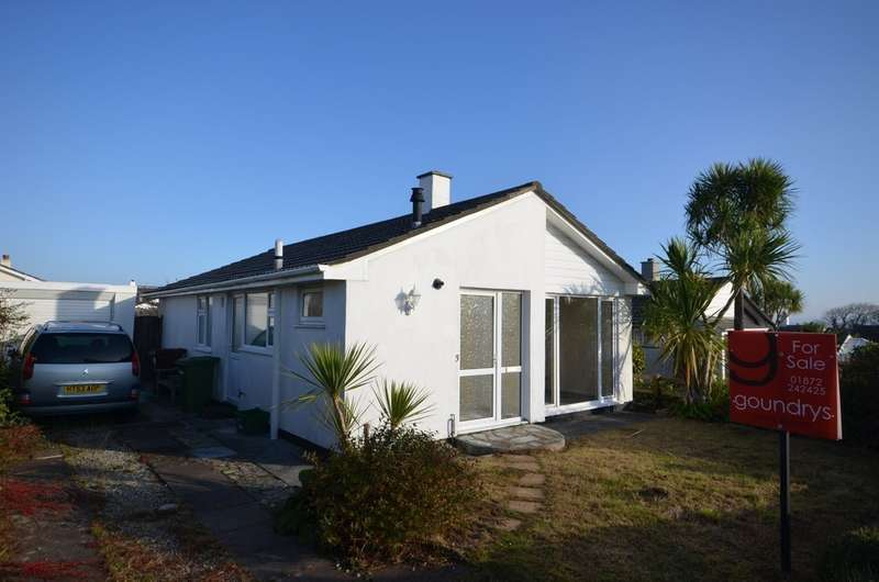 3 Bedrooms Detached House for sale in Ros Lynn, Carbis Bay, St Ives,