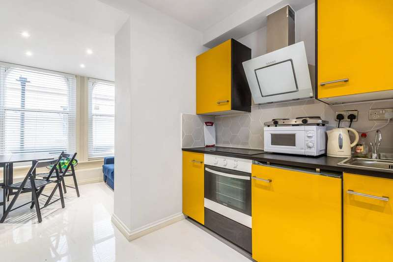 1 Bedroom Flat for rent in High Street, Hounslow, TW3