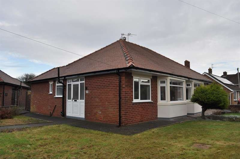 2 Bedrooms Semi Detached House for sale in Clifton Avenue, Blackpool, FY4 4RG