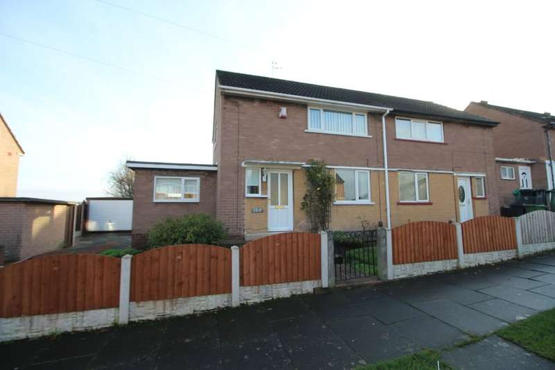 2 Bedrooms Semi Detached House for sale in Newlaithes Avenue, Carlisle, CA2