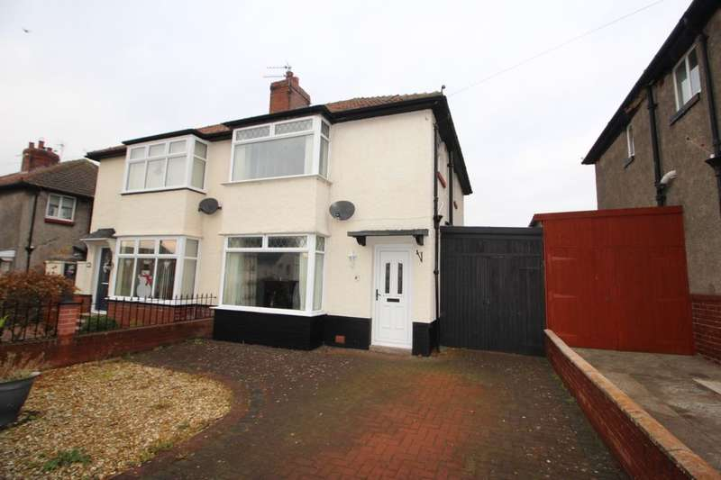 3 Bedrooms Semi Detached House for sale in Uldale Road, Carlisle, CA2