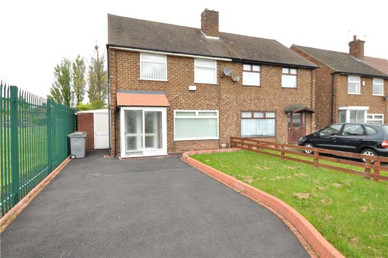 3 Bedrooms Semi Detached House for rent in Hoylake Road, Moreton, Wirral