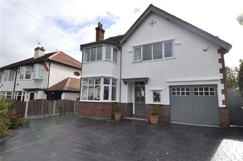 4 Bedrooms Detached House for rent in Shrewsbury Drive, Upton, Wirral