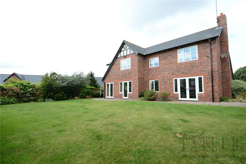 5 Bedrooms Detached House for rent in Meadowgate, Caldy, Wirral