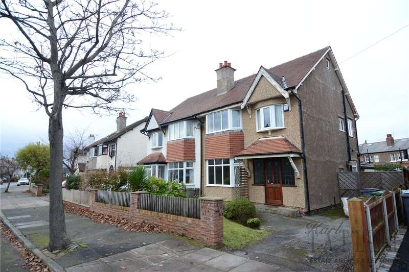 3 Bedrooms Semi Detached House for rent in Queens Avenue, Meols, Wirral