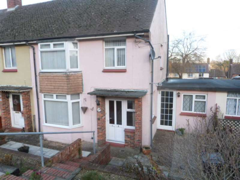 3 Bedrooms End Of Terrace House for sale in Crisp Road, Lewes