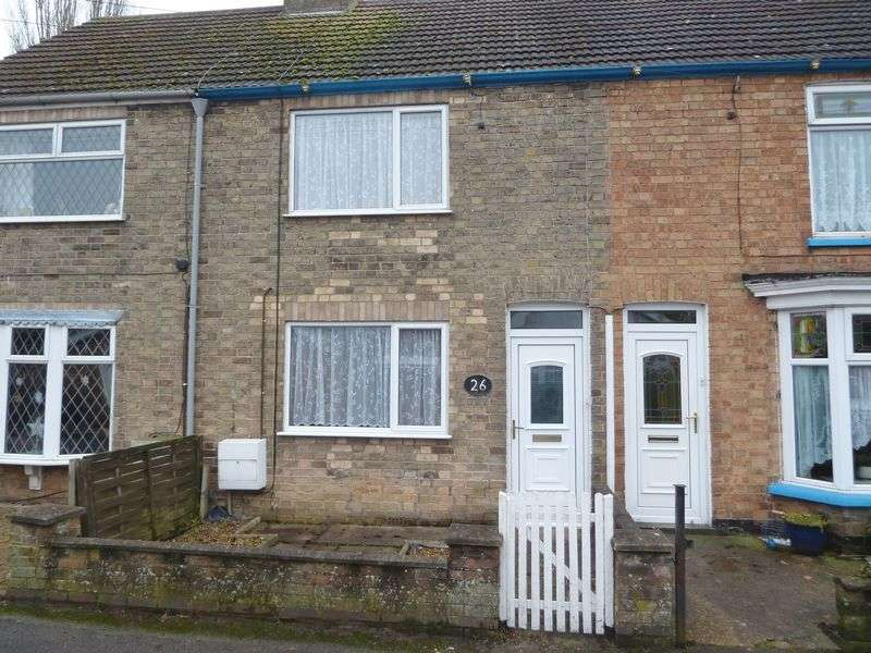 2 Bedrooms Terraced House for sale in Finsbury Street, Alford