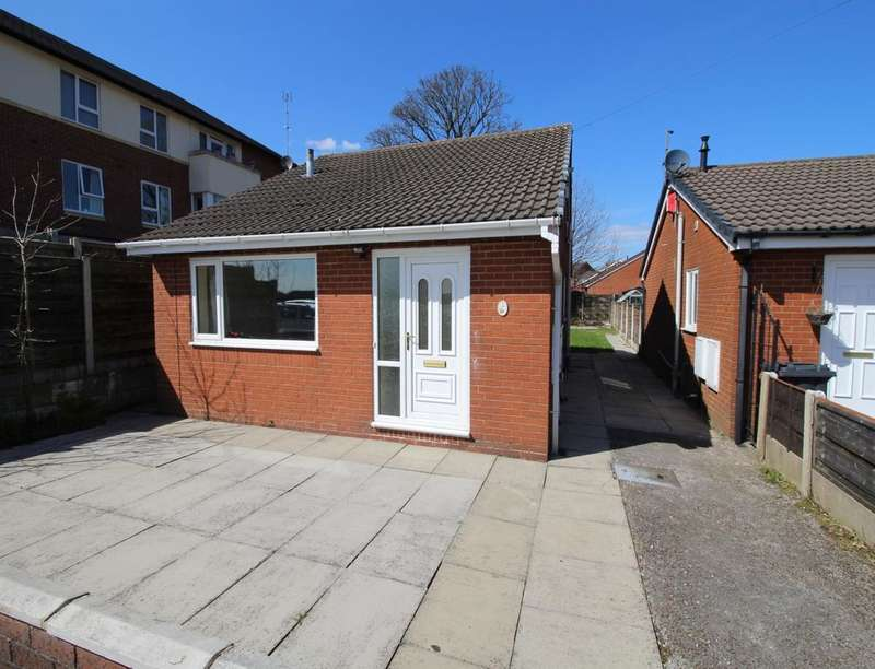 2 Bedrooms Detached Bungalow for sale in Lowe Street, Radcliffe, Manchester, M26