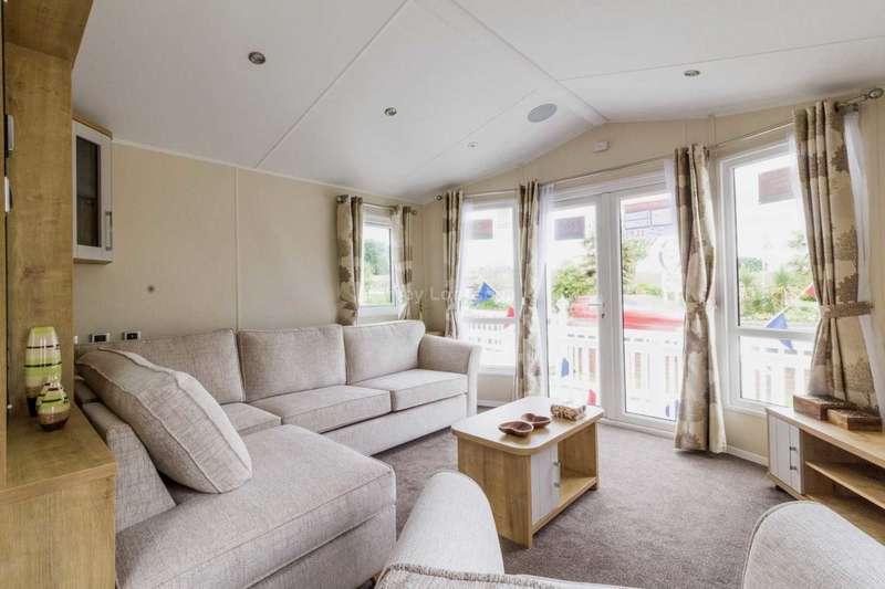2 Bedrooms Caravan Mobile Home for sale in Dawlish Warren, Devon