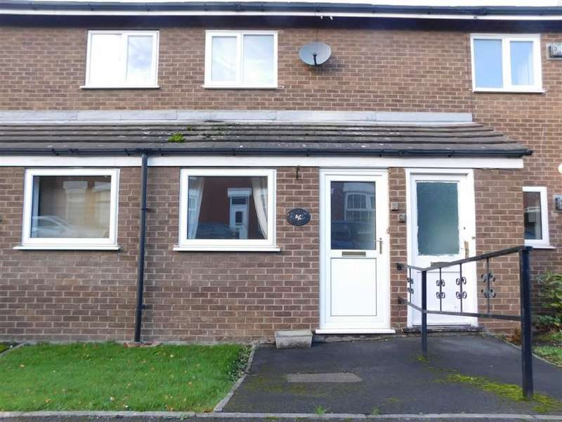 2 Bedrooms Flat for sale in Chadwick Street, Marple, Stockport