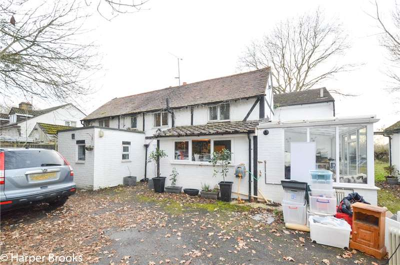 4 Bedrooms Detached House for sale in Pingewood, Reading, Berkshire, RG30