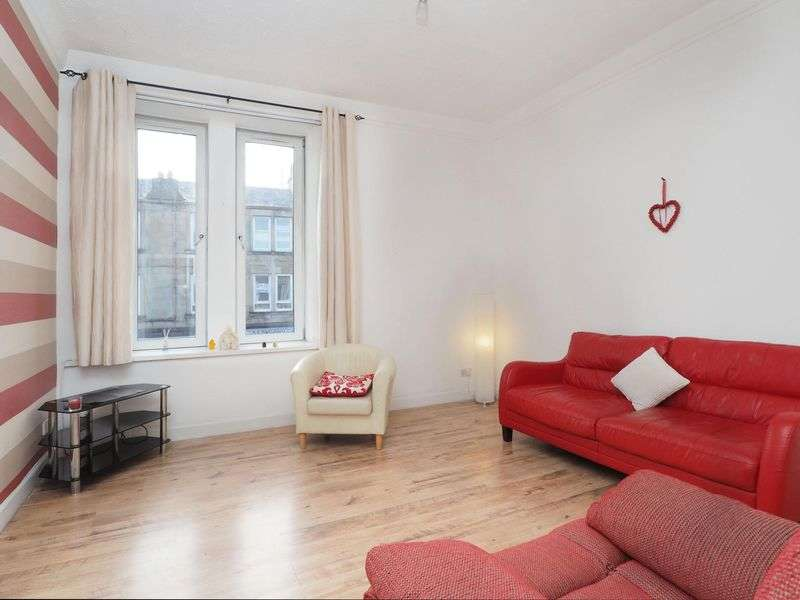 3 Bedrooms Flat for sale in 41A East Main Street, Broxburn
