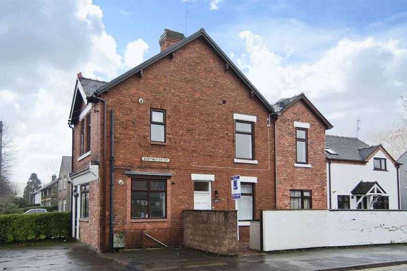 2 Bedrooms Flat for sale in Dartmouth Street, Stafford