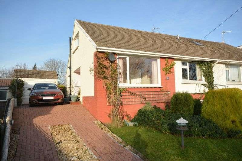 3 Bedrooms Detached Bungalow for sale in Pwll Evan Ddu, Bridgend