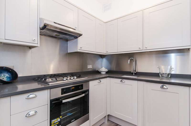 1 Bedroom Flat for sale in Hungerford Road, Camden, N7