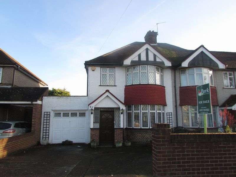 3 Bedrooms Semi Detached House for sale in Townley Road, Bexleyheath