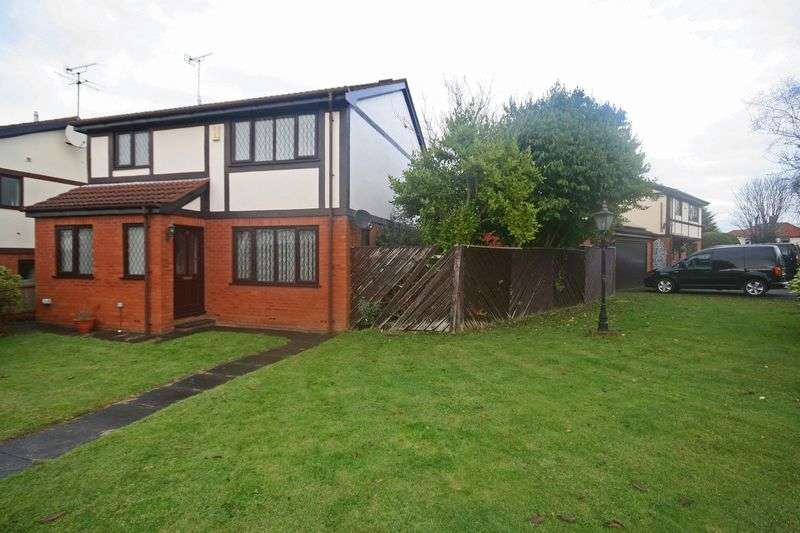 3 Bedrooms Detached House for sale in Thornbank, Staining