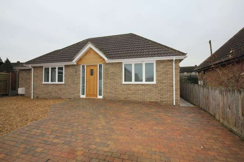 2 Bedrooms Detached Bungalow for sale in (NEW BUILD Bungalow) Manor Drive, Sawtry
