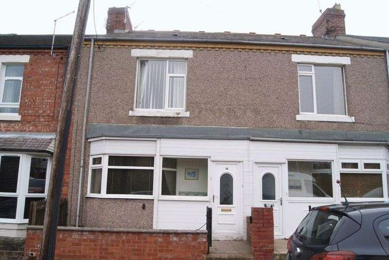 2 Bedrooms Terraced House for sale in John Street, Blyth