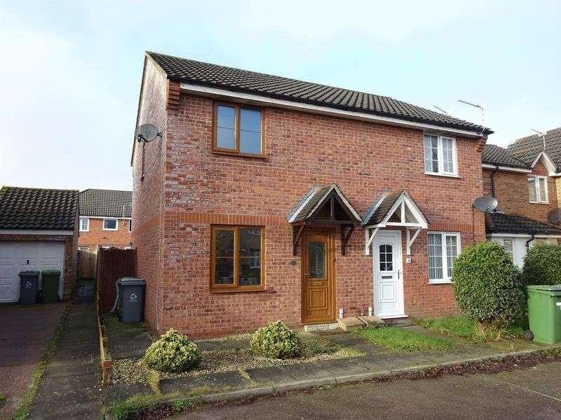 2 Bedrooms Terraced House for sale in Old Warren, Taverham, Norwich